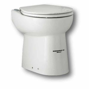 sanicompact macerating toilet pump