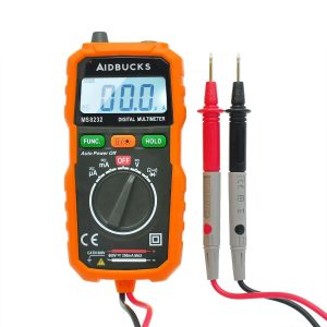 Multimeter with Voltage Detector
